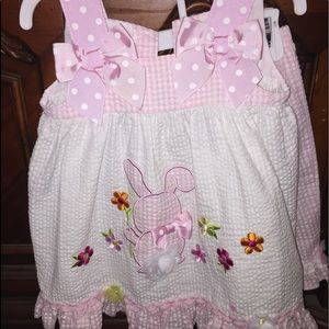 Size 2t Easter outfit